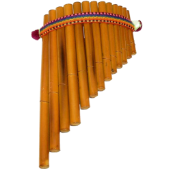 13 tonowa Bambusowa fletnia Pana
