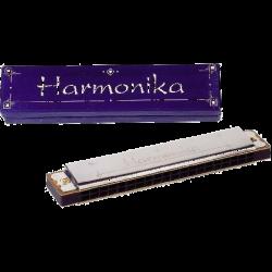 Harmonijka ustna 20 tonowa GOKI