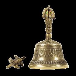Dzwonek z dordże - średni