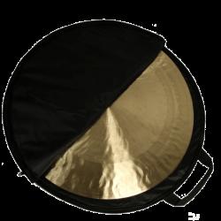 Pokrowiec na gong 60 cm (kolor czarny)