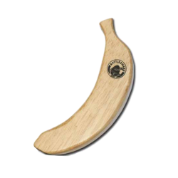 Shaker drewniany banan Corvus