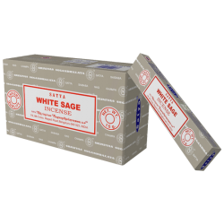 Kadzidło Satya White Sage