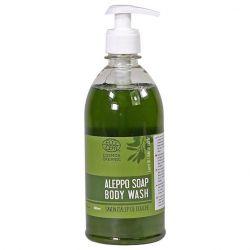 Żel do mycia ciała Aleppo Naturalny - 350ml