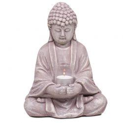 Świecznik na tealight - Budda