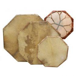Bęben szamański Oktagon - 40 cm+pałka