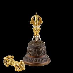Dzwonek z dorje Meinl - Średni