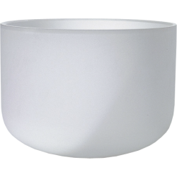 Misa kryształowa biała 12 cali - ton E