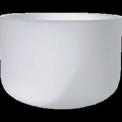 Misa kryształowa biała 9 cali - ton A