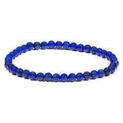 Bransoletka lapis lazuli - 19cm