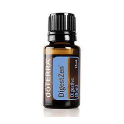 Olejek doTERRA - Zen Gest 15ml