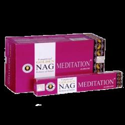 Kadzidło Golden Nag Meditation