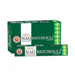 Kadzidło Golden Nag Patchouli