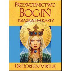 Karty przewodnictwo bogiń + książeczka