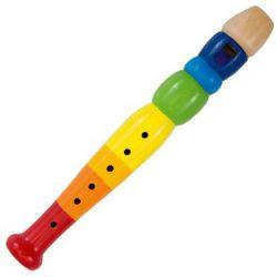 Kolorowy flet GOKI (bez pompki)