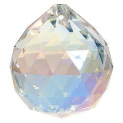 Kryształowa kula Feng-Shui - jasna perła