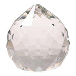 Kryształowa kula Feng Shui - przezroczysta