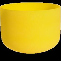 Misa kryształowa żółta 12 cali - ton E