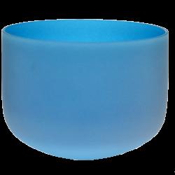 Misa kryształowa niebieska 10 cali - ton G