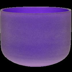 Misa kryształowa fioletowa 8 cali - ton H