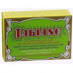 Mydło Tabiano z siarką - 125g
