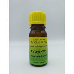 Naturalny olejek eteryczny - Cytrynowy