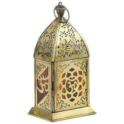Orientalna lampa Kwiat Lotosu - OM