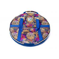 Pokrowiec na gong, bęben szamański 50cm - Mandala