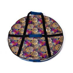 Pokrowiec na gong 80cm - Mandala