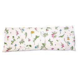Poduszka duża bawełniana z łuską gryki (zielnik)
