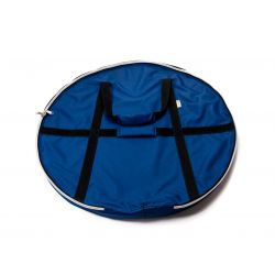 Pokrowiec na gong, bęben szamański 80cm - Granat