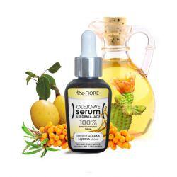 Serum olejowe ujędrniające OPUNCJA ŻEŃ-SZEŃ 30ml