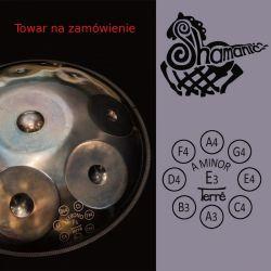 Handpan Terre Shamanic A-moll
