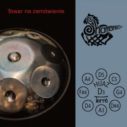 Handpan Terre Shamanic D-Hijaz