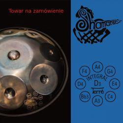 Handpan Terre Shamanic D-Integral
