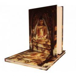 Notatnik - Złoty Budda