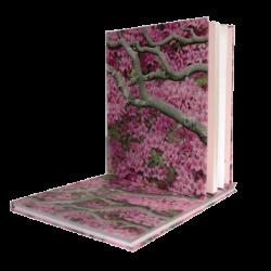 Notatnik - Kwiaty Zen