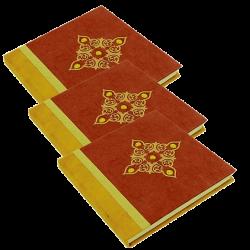 Czerwony notatnik - duży
