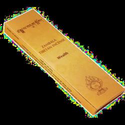 Naturalne kadzidło tybetańskie - ZAMBALA - Wealth