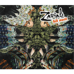 Płyta CD Zawiało - folk music